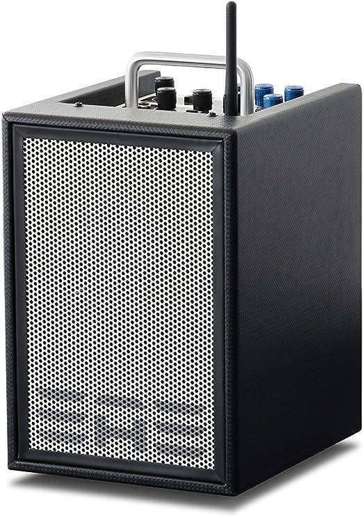 Elite Acoustics Engineering A1 4 3 de canal amplificador para ...