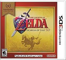 The Legend of Zelda - Ocarina of Time - Nintendo 3Ds