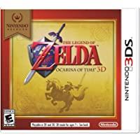 Legend of Zelda: Ocarina of Time - Nintendo 3DS - Standard Edition