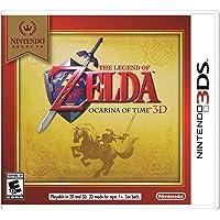 Nintendo Selects: The Legend of Zelda Ocarina of Time 3D