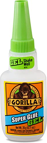 Gorilla Super Glue Gel review