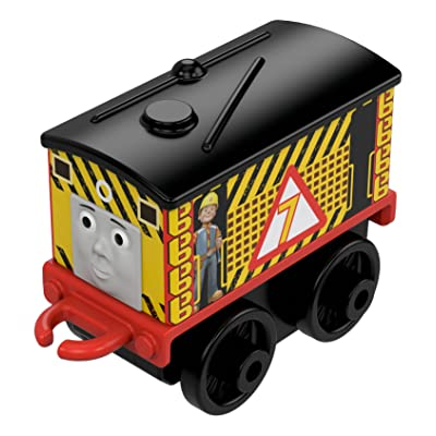 Thomas the Train Minis Single Pack, Construction Toby: Toys & Games