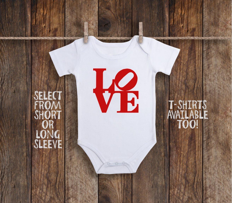 Philly Love for Philadelphia Statue Toddler Kids Tee Shirt or Baby Bodysuit