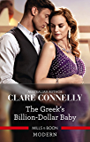 The Greek's Billion-Dollar Baby (Crazy Rich Greek Weddings Book 1)