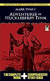 Adventures of Huckleberry Finn Thrift Study Edition (Dover Thrift Study Edition)