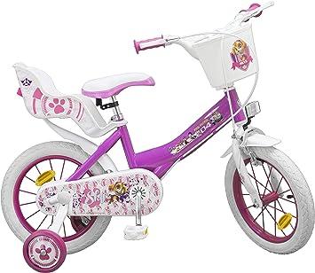 Toimsa Paw Patrol - Bicicleta, Rosa, 14