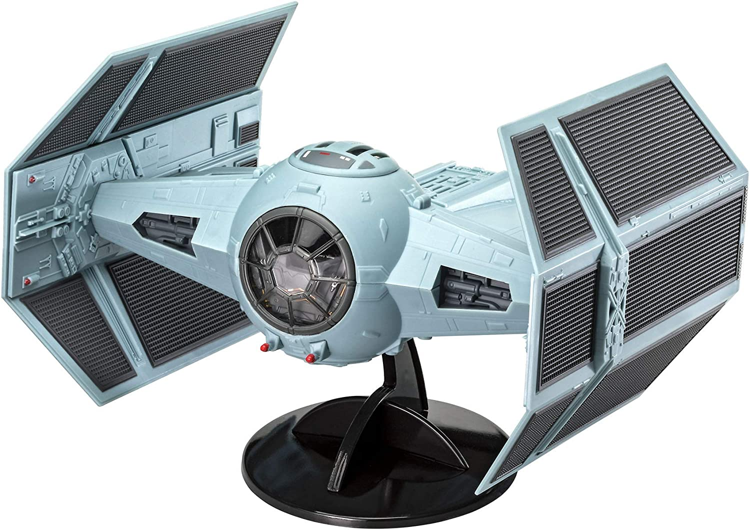 Revell Model Set 66780 Non laqu/é Model Set Darth Vaders TIE Figh Star Wars Maquette