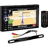 """Boss Audio BN965BLC GPS, 2-Din, 6.5"""" Touchscreen, Bluetooth, DVD/MP3/CD USB"""