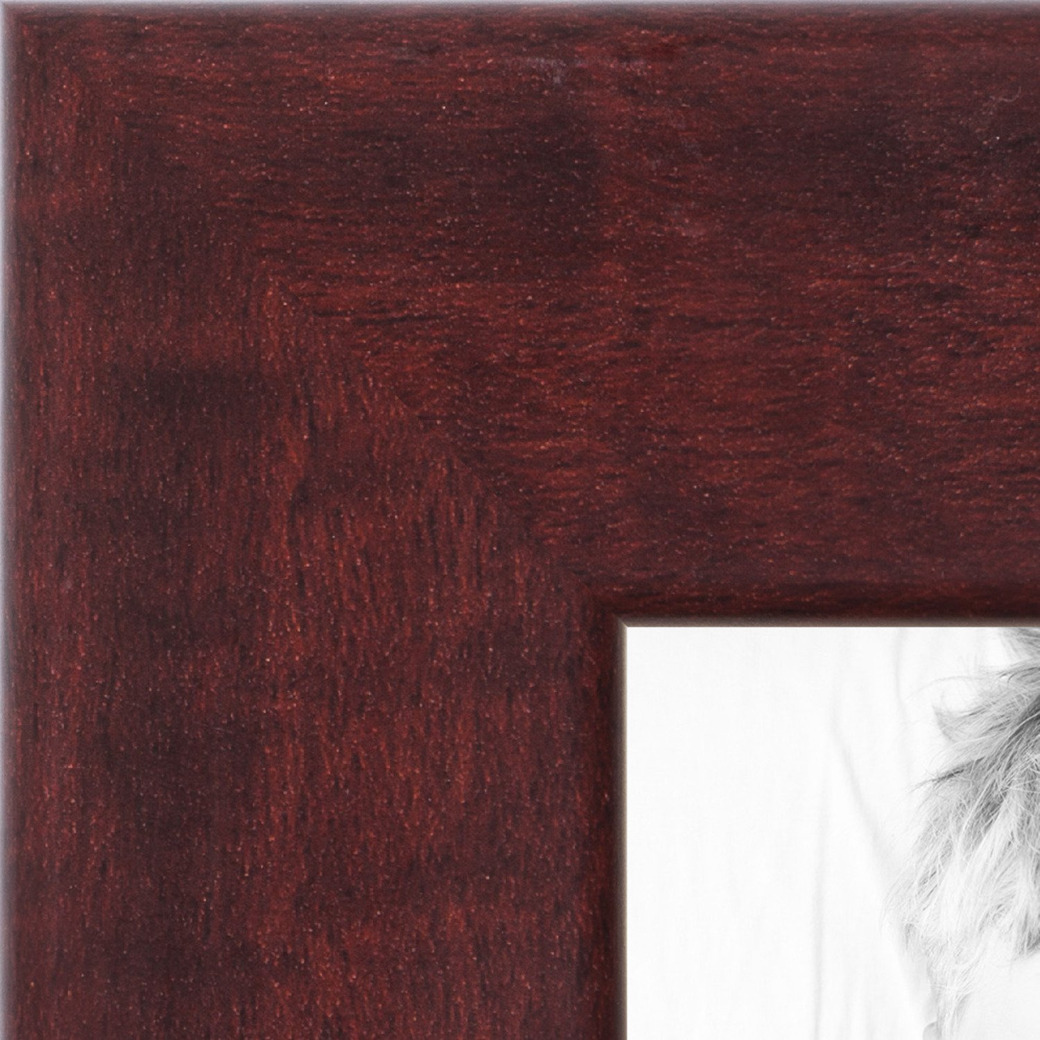ArtToFrames 16x20 inch Cherry Style Picture Frame, WOMBW26-039-16x20 by ArtToFrames