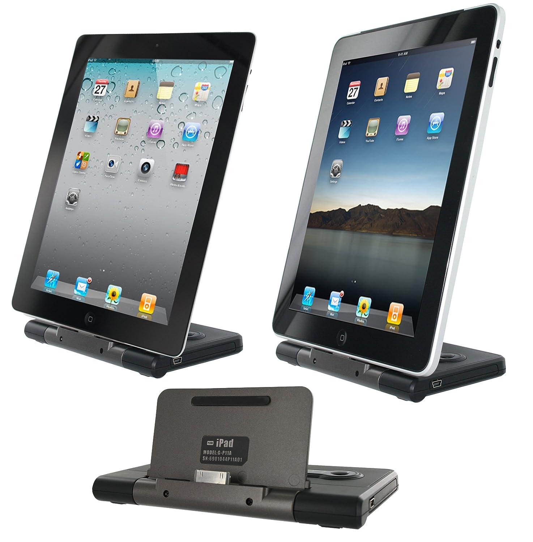 eKit折りたたみ式バッテリーDock for iPad / iPad 2   B004HD55QU