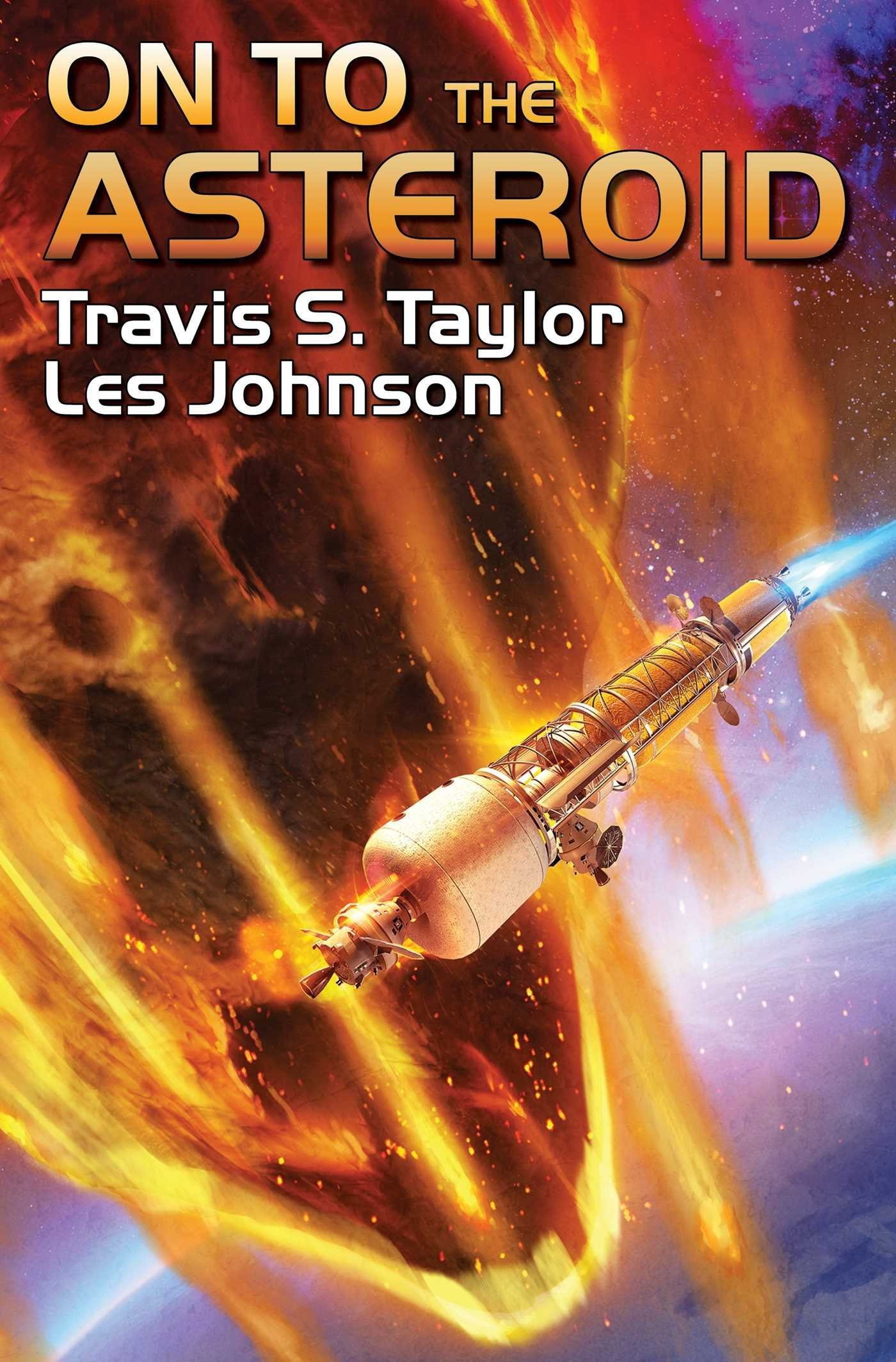Download On to the Asteroid pdf