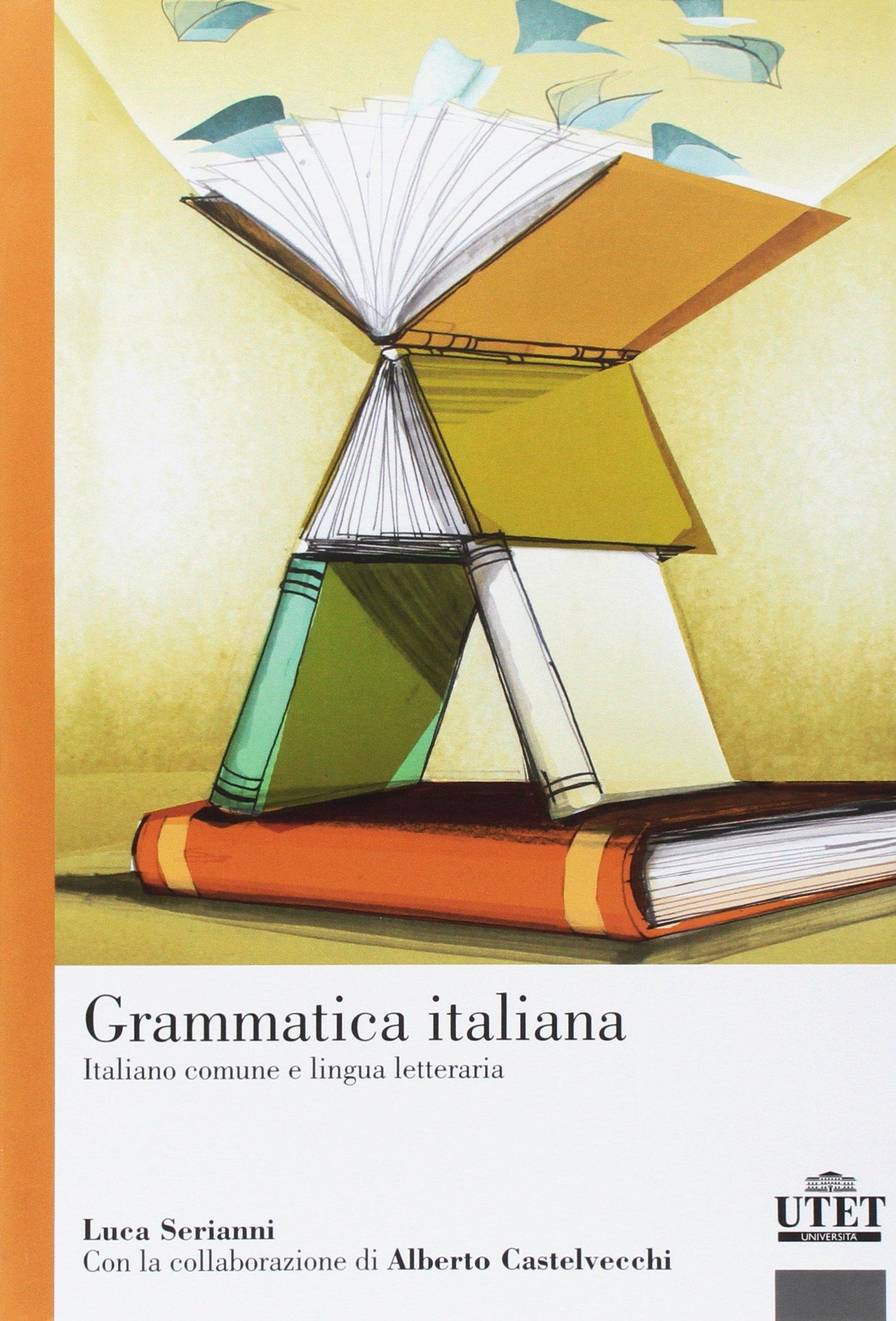 Download Grammatica italiana ebook