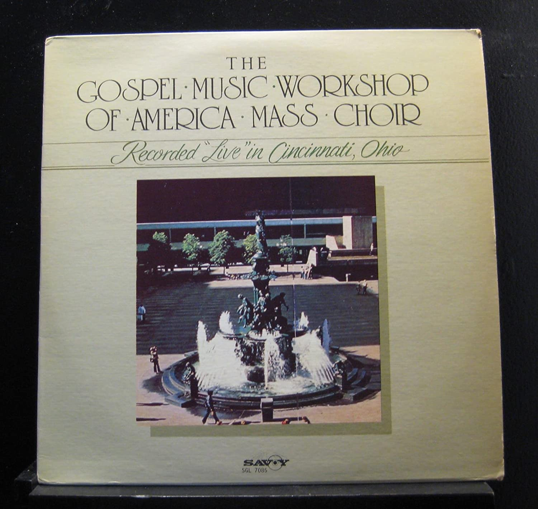 The Gospel Music Workshop Of America Recorded Choir