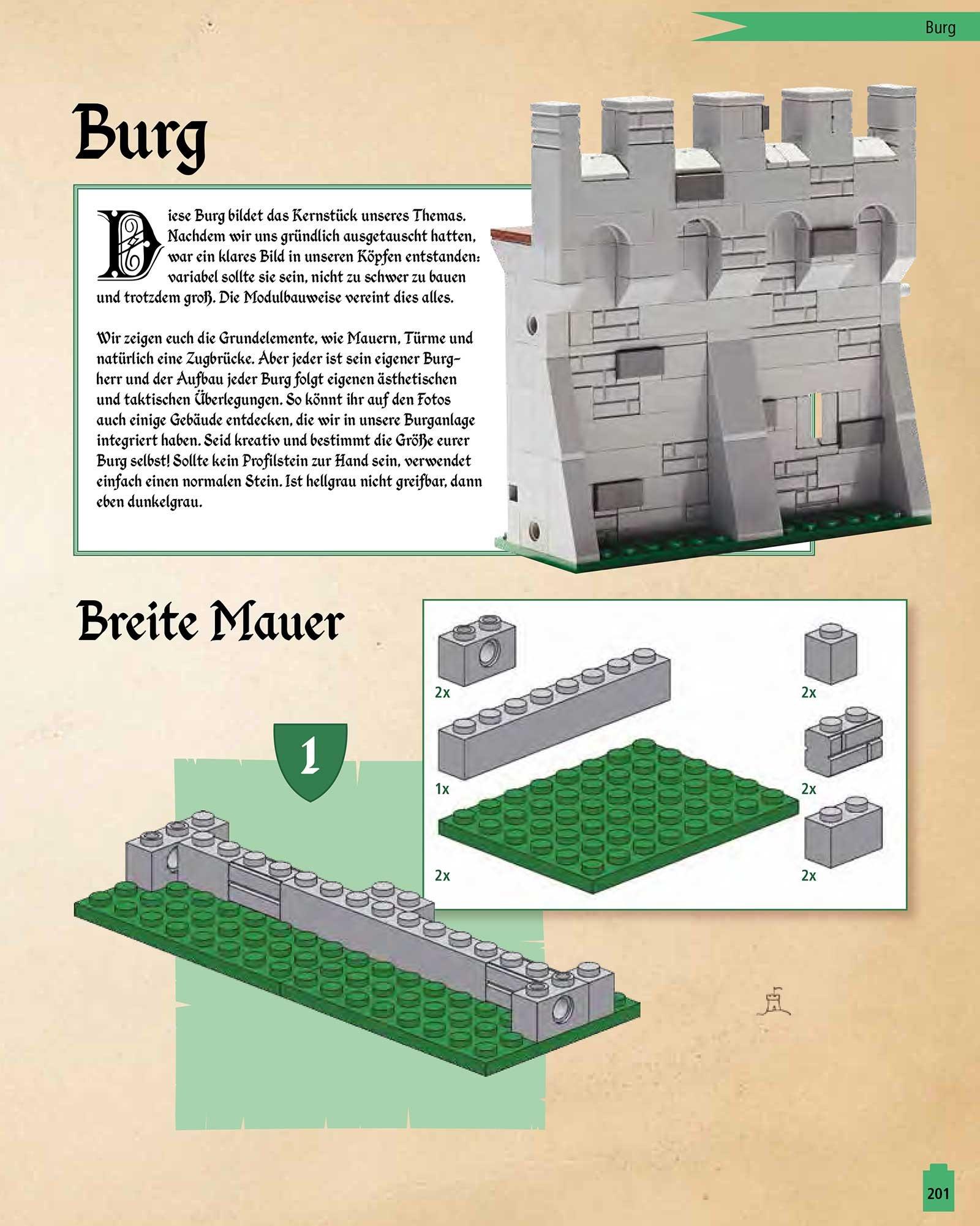 Bau dir deine Ritterwelt: Das große Lego Buch: Amazon.de: Joachim ...