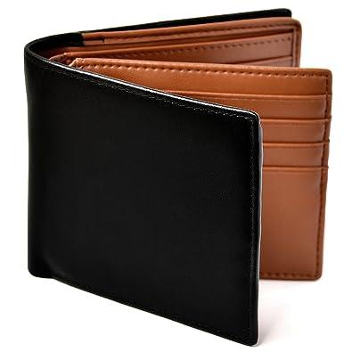 a08957065641 Amazon | Le sourire 二つ折り 財布 本革 大容量 カード 18枚収納 新設計 ...