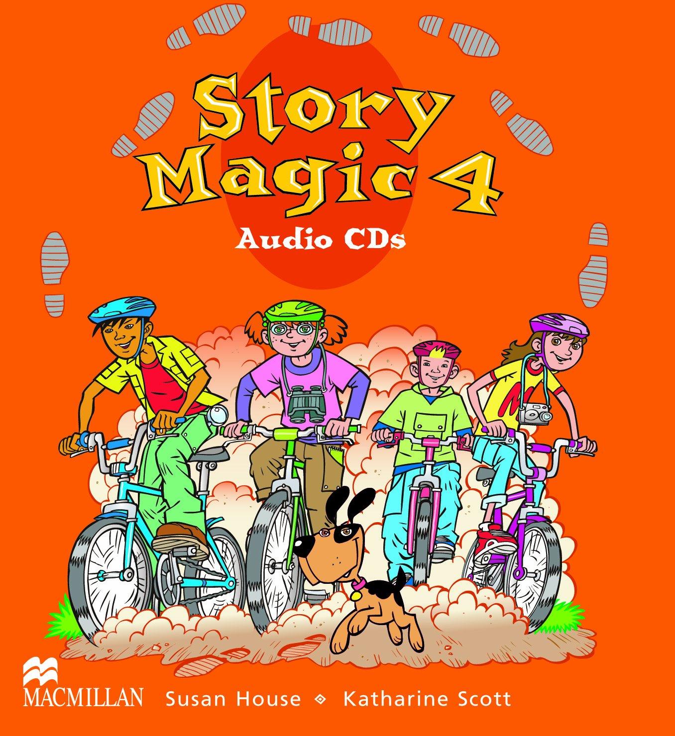 Story Magic 4: Class CDs pdf epub