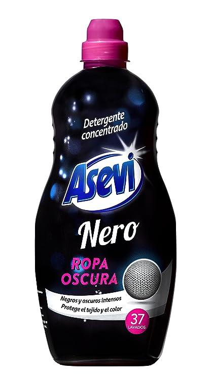 Asevi Nero Detergente Liquido - 1500 ml