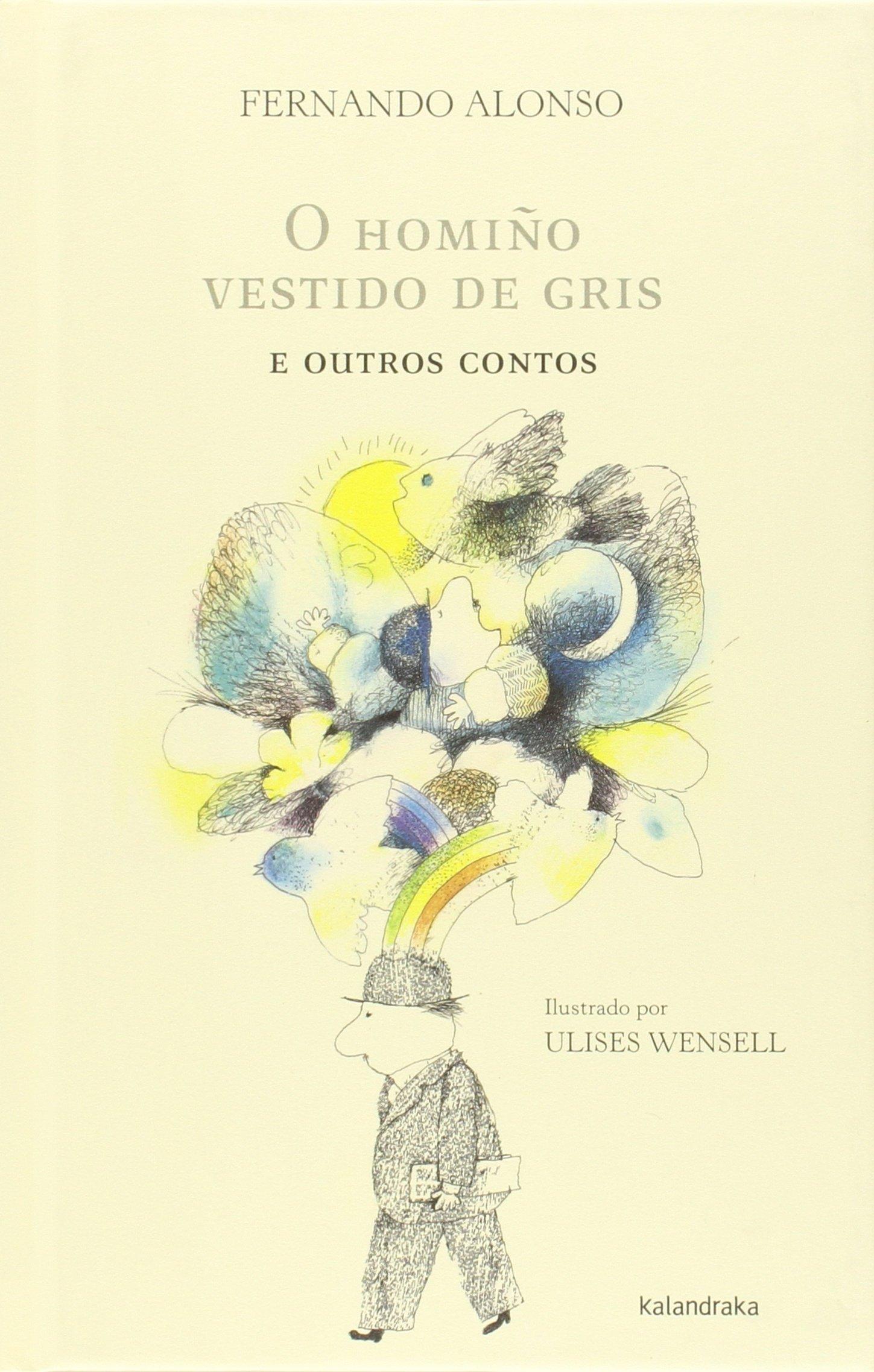 HOMI O VESTIDO DE GRIS, O.(SETELEGUAS): Fernando Alonso Alonso: 9788484648901: Amazon.com: Books