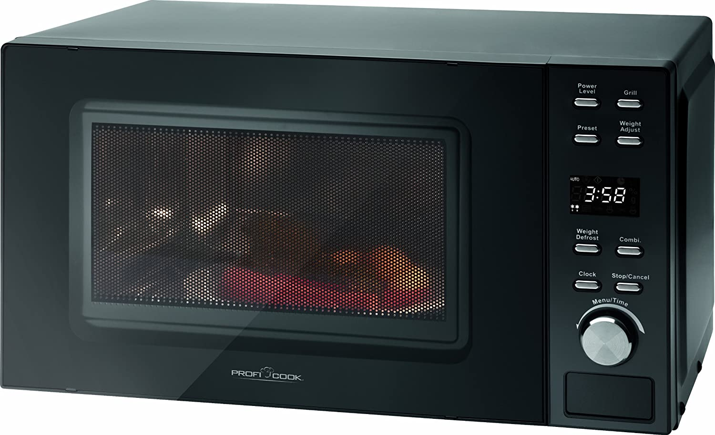Proficook pc-mwg 1044 Microondas con grill, 20 L: Amazon.es: Hogar