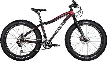 Framed Wolftrax Alloy Fat Tire Bikes