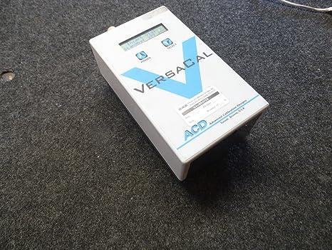 Avanzada calibración diseños ACD versacal portátil generador de gas calibrador