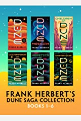Frank Herbert's Dune Saga Collection: Books 1 - 6 Kindle Edition