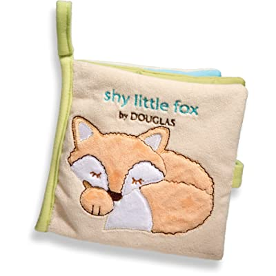 Douglas Baby Fox Soft Activity Book: Toys & Games