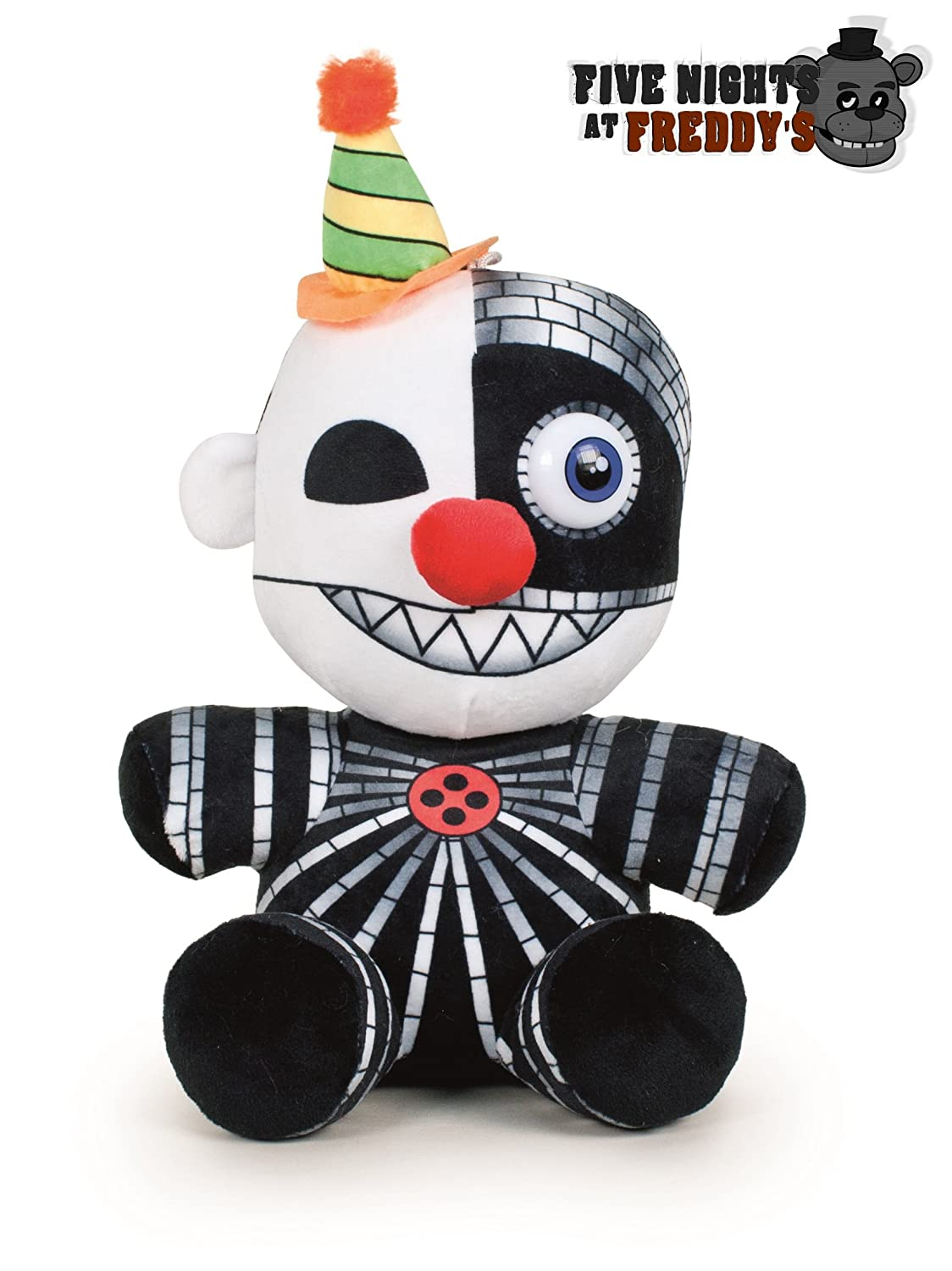 PBP Five Nights at FreddyS Sister Location - Peluche Ennard 22cm Calidad Soft: Amazon.es: Juguetes y juegos