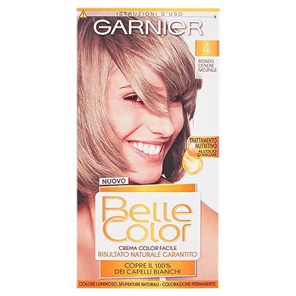 Colore capelli garnier belle color