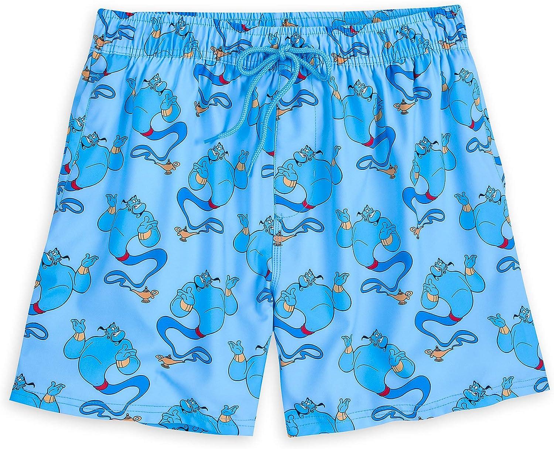 Junk Food Boys/' Disney Mickey Mouse Swim Trunks FREE SHIPPING Blue NWT SZ L