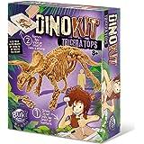 Buki - 439TRI - Jeu Scientifique - Dino Kit - Tricératops