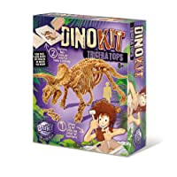 Buki Discovery 439TRI - Dino Kit - Triceratops