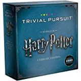 USAOPOLY Trivial Pursuit World of Harry Potter Ultimate Edition | Trivia Board Game Based On Harry Potter Films…