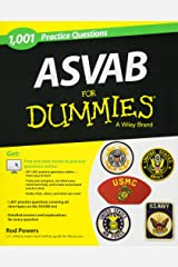1,001 ASVAB Practice Questions For Dummies (+ Free Online Practice) Paperback