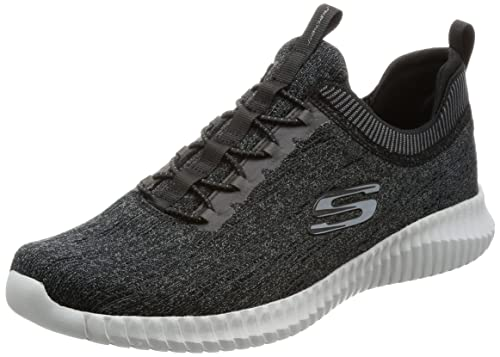 Skechers Enfiler HartnellBaskets Elite Flex Homme QerCdoxBW