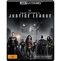 Zack Snyder's Justice League BD 4K
