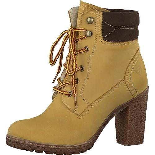 Tamaris Damenschuhe 1 1 26054 37 Damen Stiefeletten, Boots, Stiefel