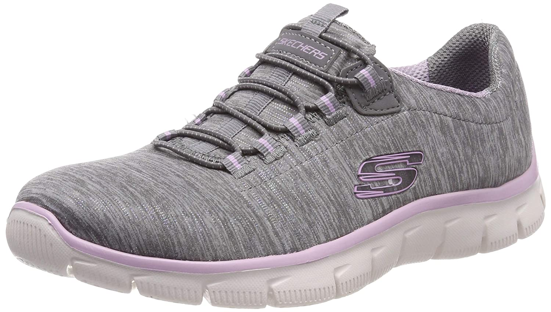 b59394b4fe4 Amazon.com | Skechers Women's Empire-See Ya Trainers | Fashion Sneakers