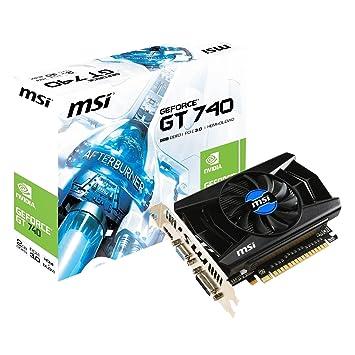 Amazon.com: msi n740-2gd3, geforce gt 740 2gb ddr3 pci ...