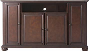 Amazon Com Crosley Furniture Alexandria 60 Inch Tv Stand Vintage