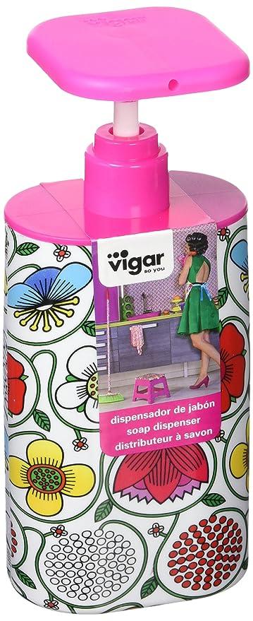 Vigar - Frida White Soap Dispenser