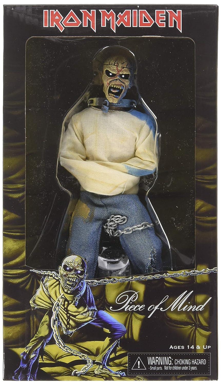 Neca Iron Maiden Figurine Retro Eddie Piece Of Mind 14921