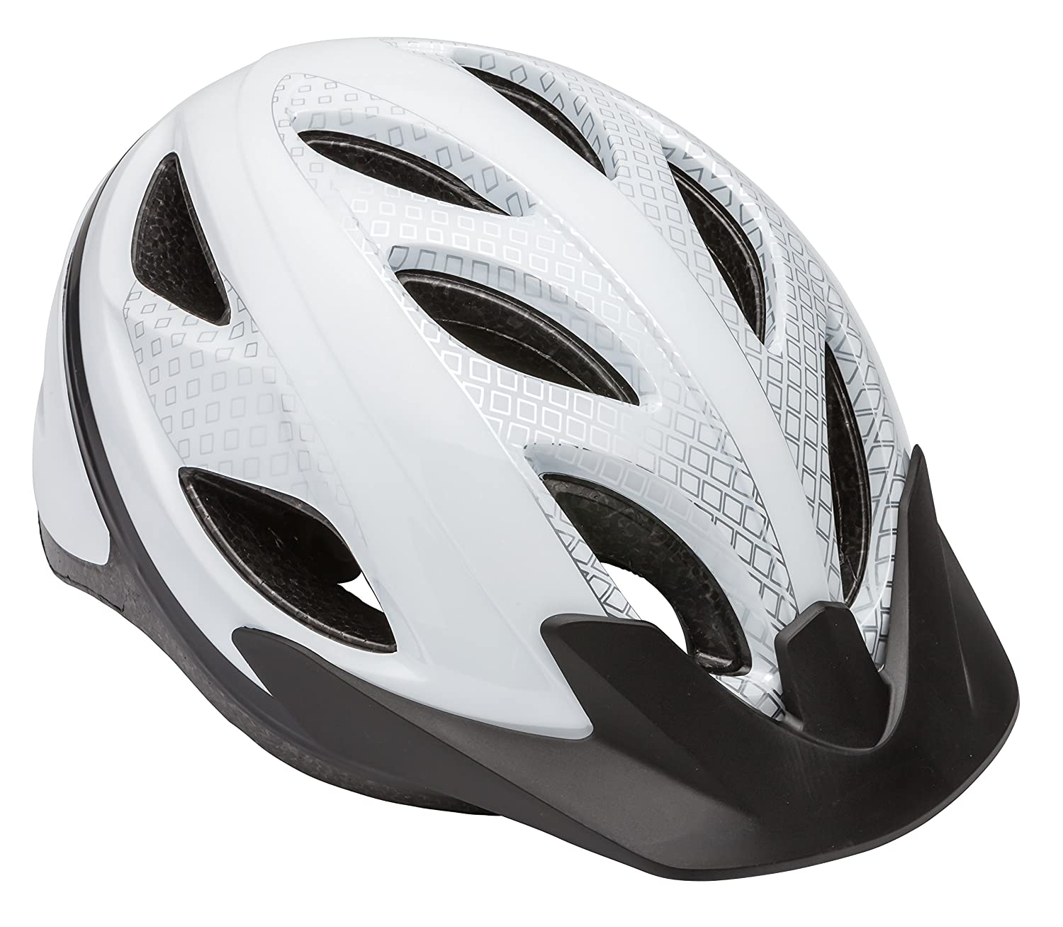 Amazon.com : Schwinn SW78371-2 Womens Pathway Adult Helmet, Black : Sports & Outdoors