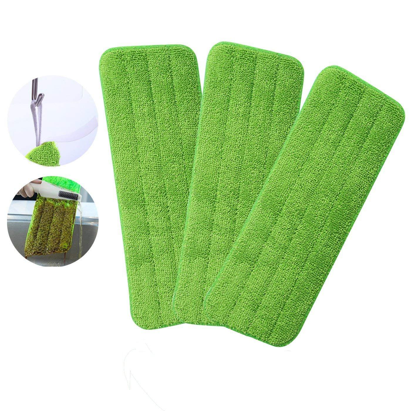 600ML Multifunction Spray Mop Microfiber Cloth Hand Wash Plate Mop Home Floor Windows Kitchen Cleaning Mop Tool Sweeper Broom,2