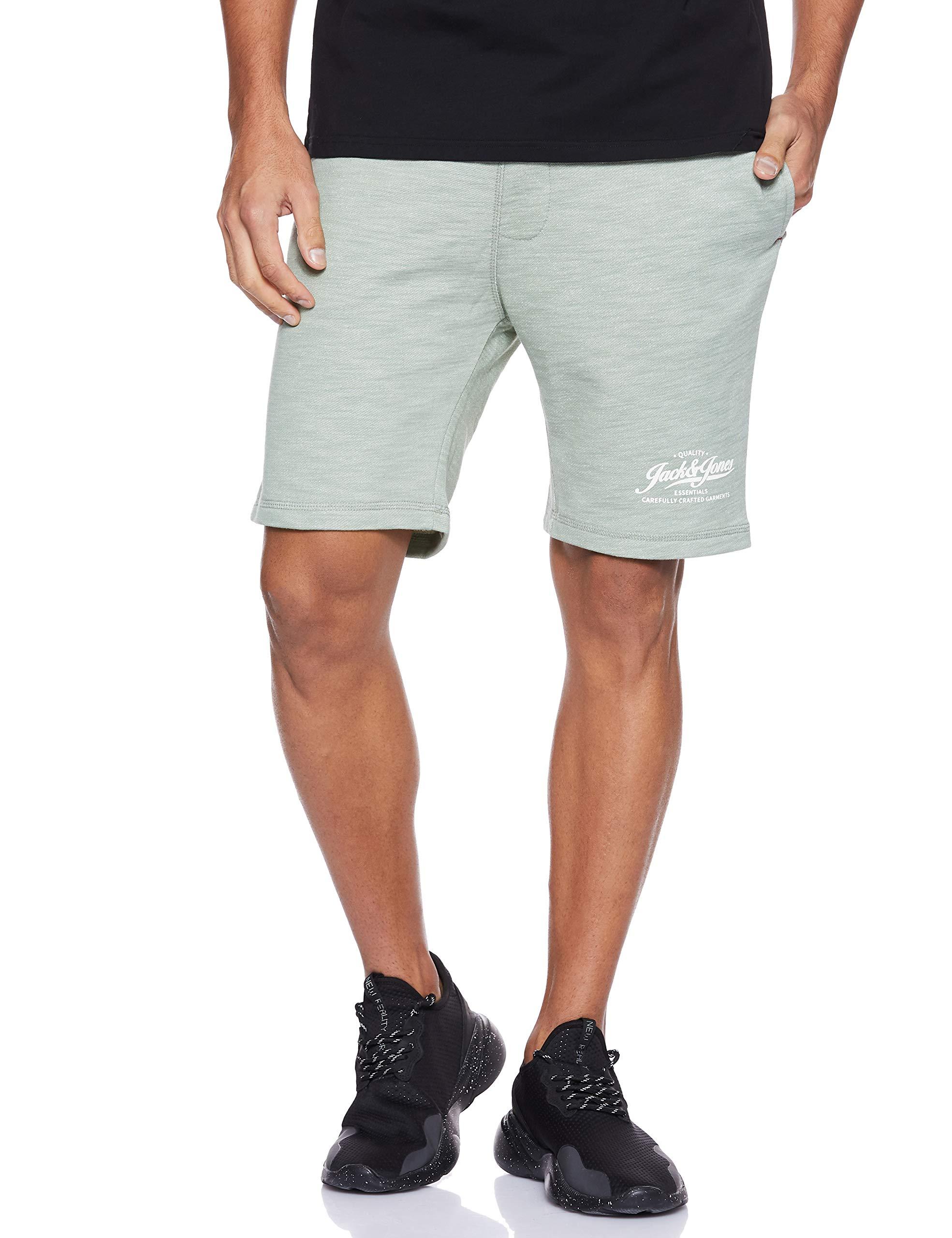 Jack and Jones Mens Sweat Shorts