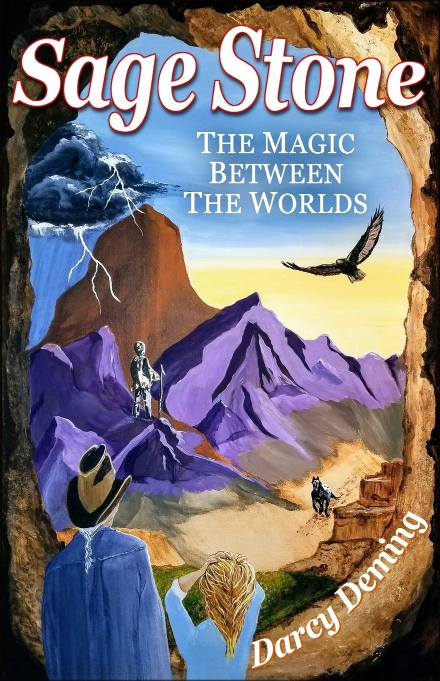 Read Online Sage Stone: The Magic Between The Worlds pdf