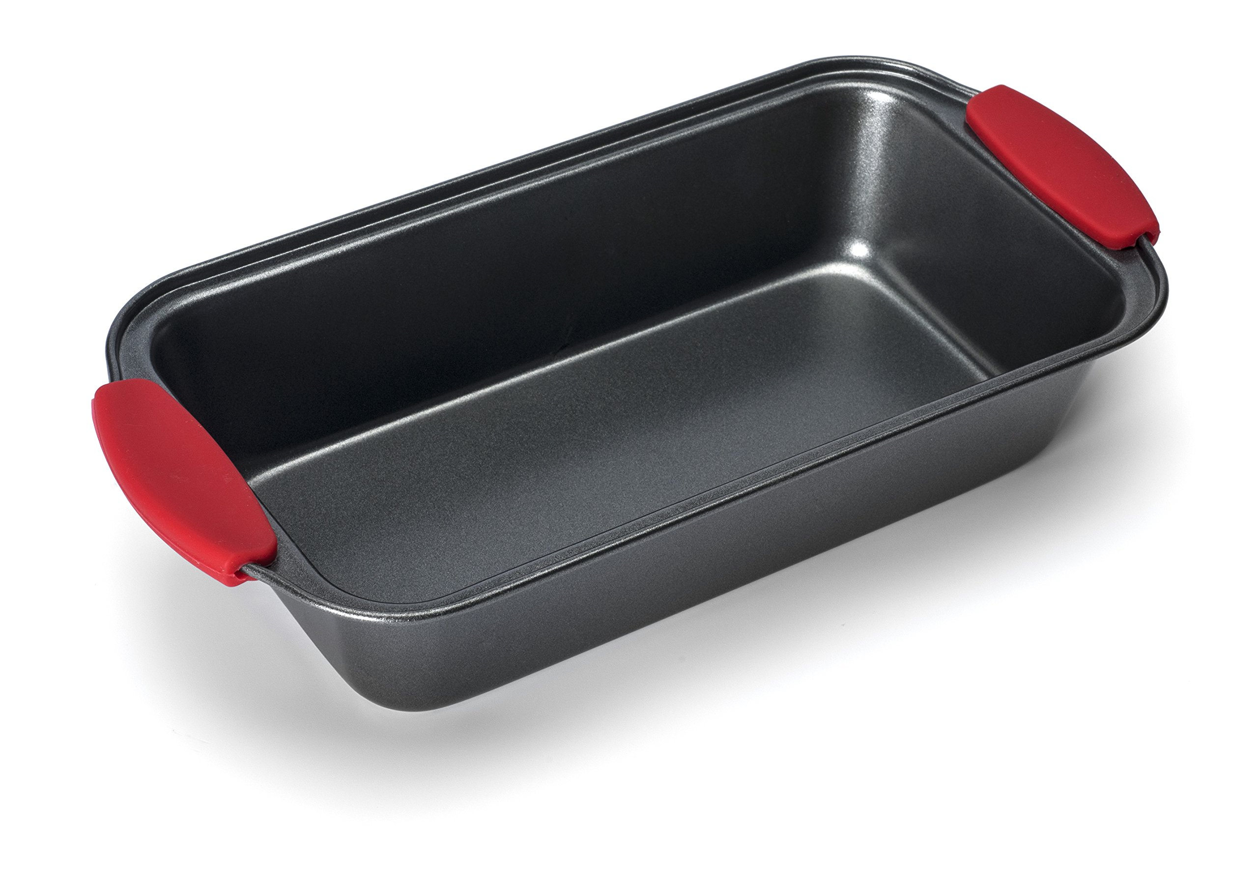 Elite Bakeware 3 Piece NonStick Bread Pan Set - Loaf Pans For Bread - Baking Pans - Bakeware Set