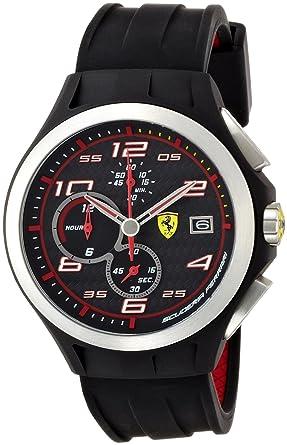 rev silicone evo ebay tone mens steel gold new ferrari chronograph men chrono red brand s case p watch