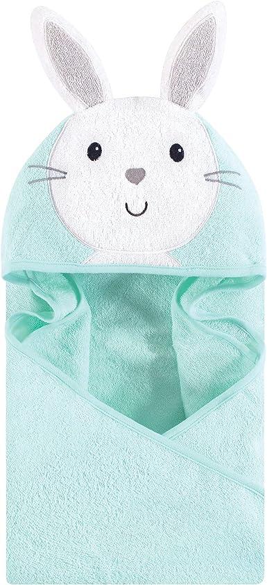 Children Kids Hanging Hand Towel Bath Face Cloth New LA Cute Animal Rabbit