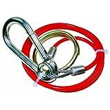 Maypole MP501 1m x 3mm Breakaway PVC Cable - Red